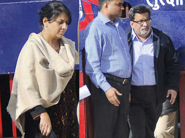 Video : Aarushi case: life sentence for parents Rajesh, Nupur