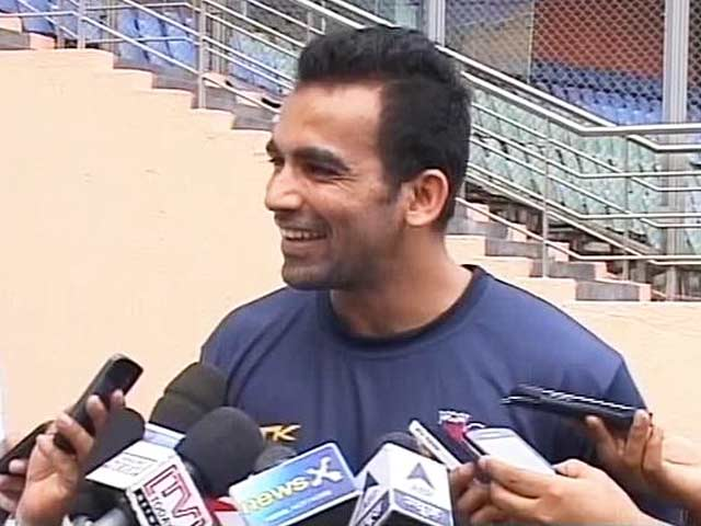 Comeback has been a slow progress, didn't want to rush it: Zaheer Khan