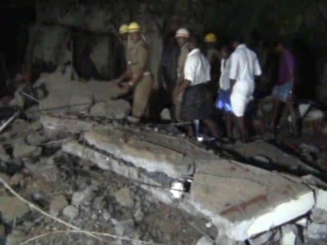 Video : 6 killed as crude bombs explode in village near Kudankulam