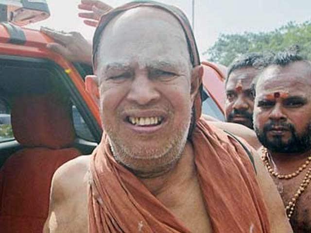 Video : Kanchi Sankaracharya found not guilty of temple manager's murder