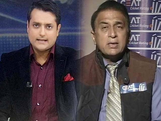 Shikhar Dhawan took the pressure off Yuvraj in Kanpur: Gavaskar
