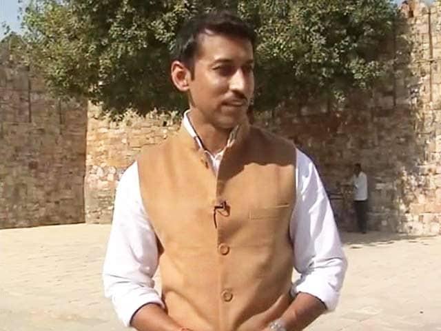 Video : Narendra Modi decisive, Rahul Gandhi doesn't do much: Rajyavardan Singh Rathore