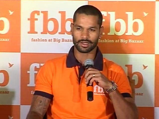 We are not scared of South Africa: Shikhar Dhawan