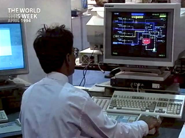 Video : The World This Week: India signs historic GATT treaty (Aired: April, 1994)