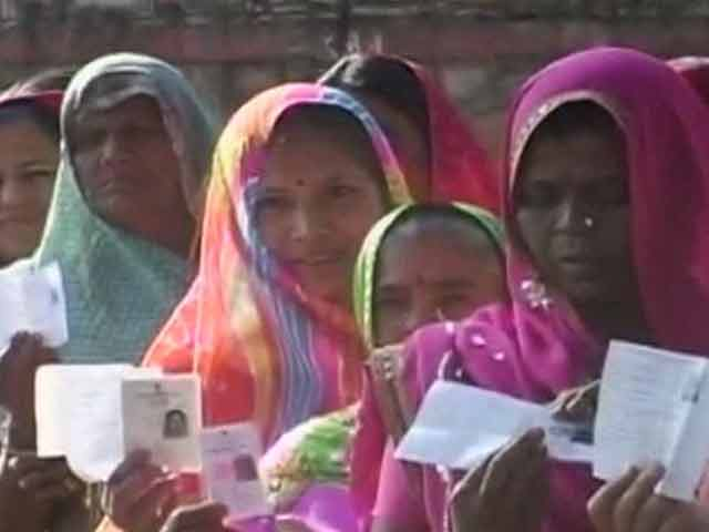 Video : Record 74% voting in Rajasthan Assembly polls
