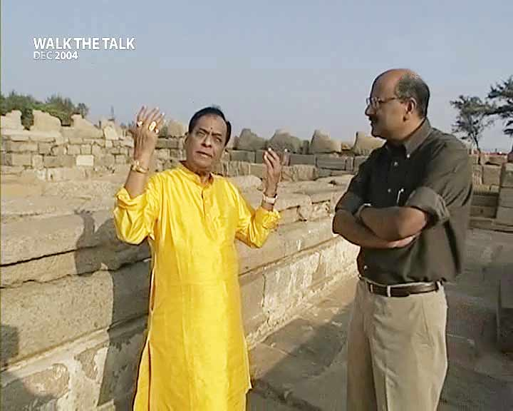 Video : Walk The Talk: Balamuralikrishna (Aired: December 2004)