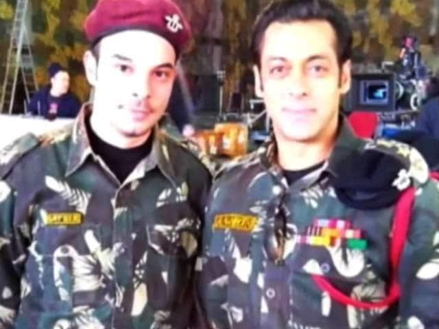 Video : Salman Khan to launch <i>Jai Ho</i> trailer with fans