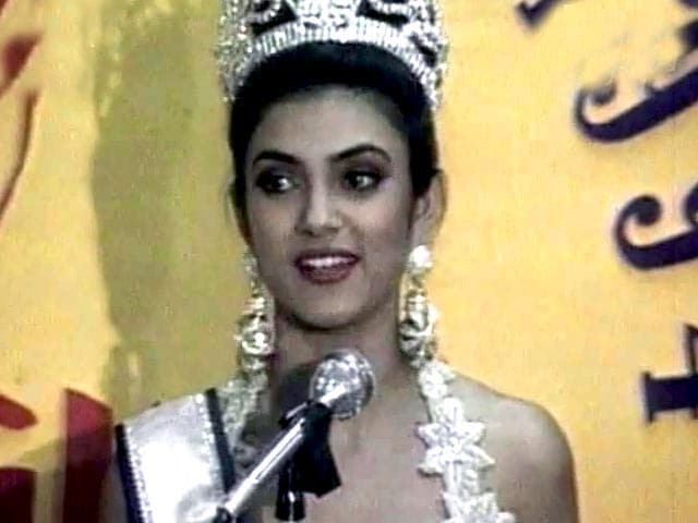 Video : The World This Week: The first Indian Miss Universe (Aired: June 1994)