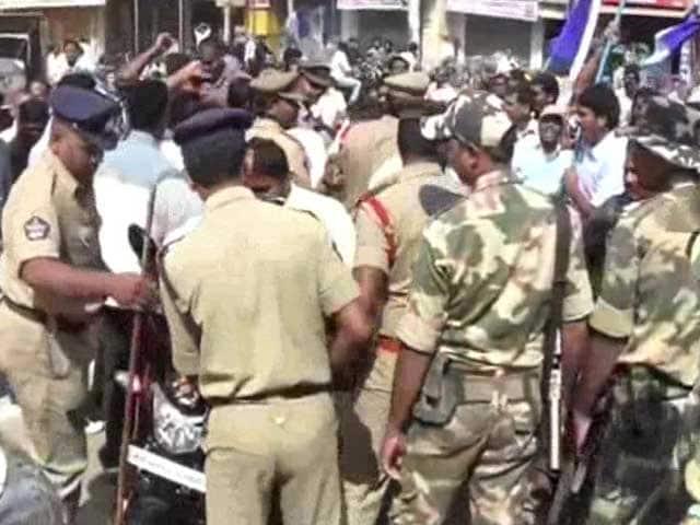 Video : Telangana tangle: bandh worsens growing cynicism in Seemandhra