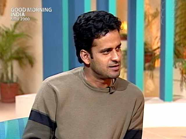Video : Good Morning India: In conversation with Manoj Bajpai (Aired: November 2000)