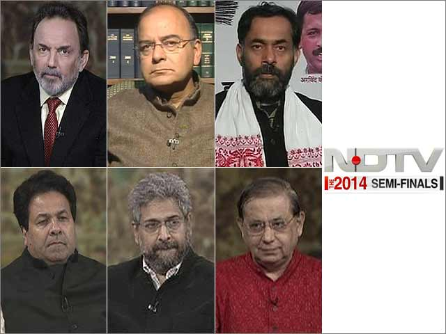 Video : Unprecedented crisis for Congress: analysis with Prannoy Roy