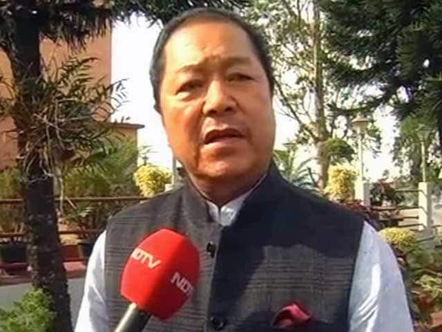 Video : Expecting a majority in Mizoram: Chief Minister