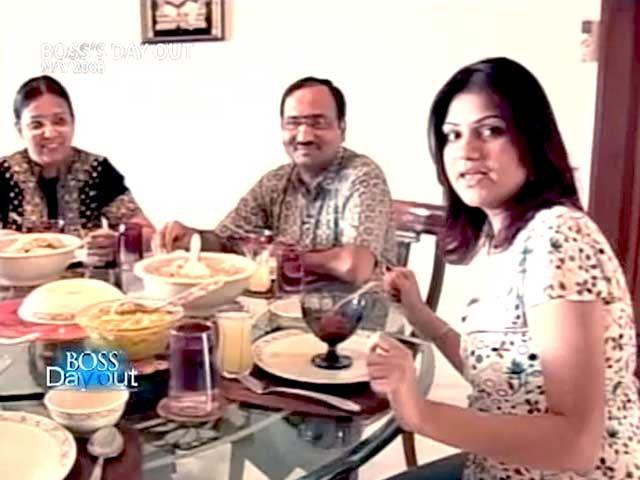 Video : Boss' Day Out: G Sundararajan (Aired: May 2008)
