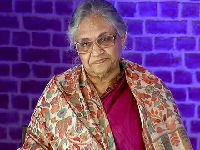 Video : How Sheila Dikshit lost the New Delhi constituency