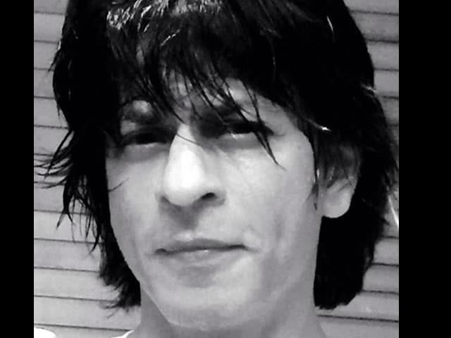 Video : Shah Rukh Khan's new look