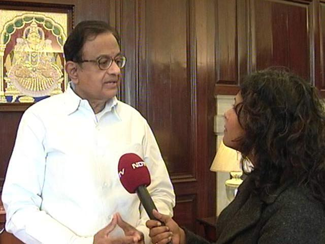 Video : We have gone back to 1860: Chidambaram on gay sex verdict