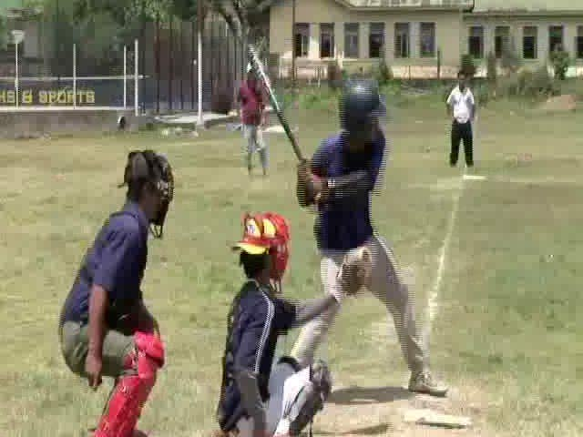 Video : Manipur finds solace in baseball