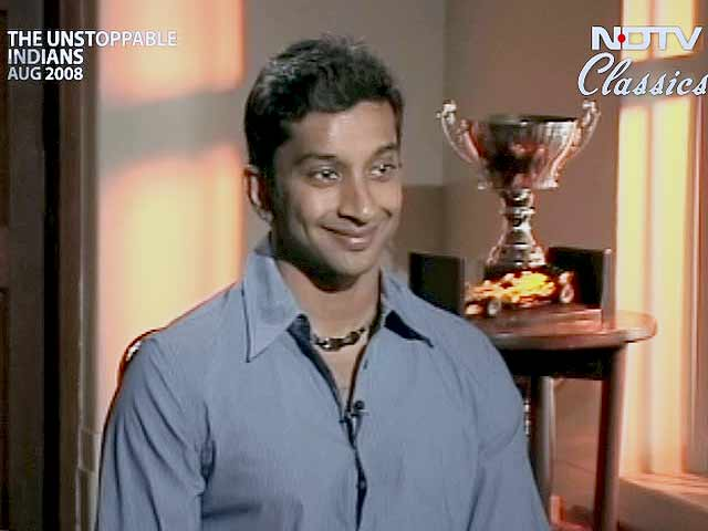 Video : The Unstoppable Indians: Narain Karthikeyan (Aired: August 2008)