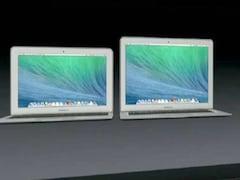 Compared: Apple iPad Air and MacBook Air