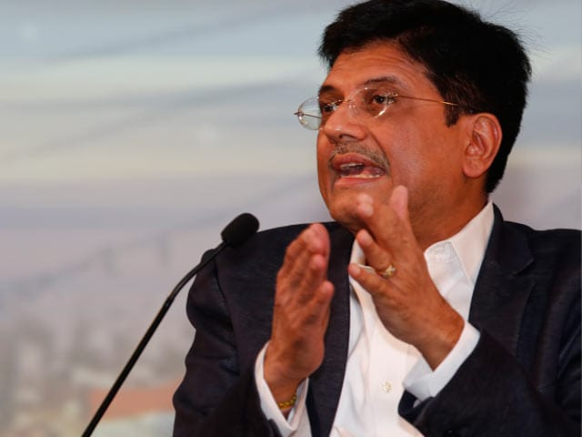 Video : Narendra Modi doesn't have to comment on every Supreme Court judgement: Piyush Goyal