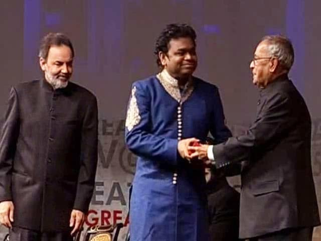 Videos : भारतीय होना ही एक आशीर्वाद है : एआर रहमान