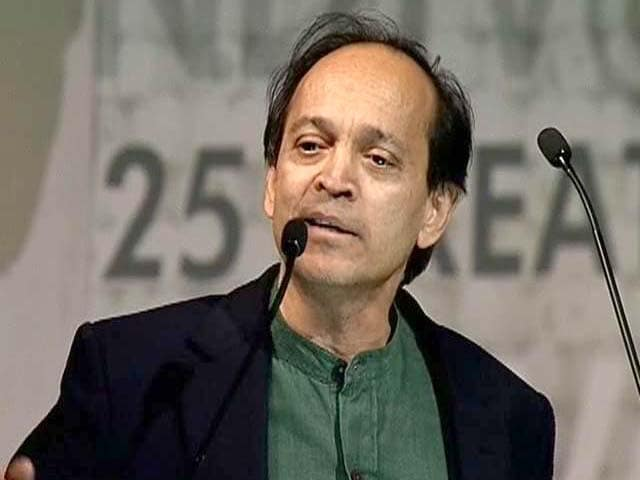Video : Intolerance is violence: Vikram Seth
