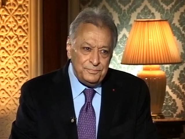 Video : What the essence of India means for Zubin Mehta
