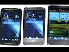 HTC's three new mid-range smartphones for India