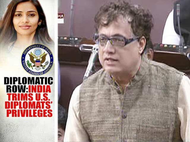 Video : US can't be Lokpal of the world: Derek O'Brien on diplomat's arrest