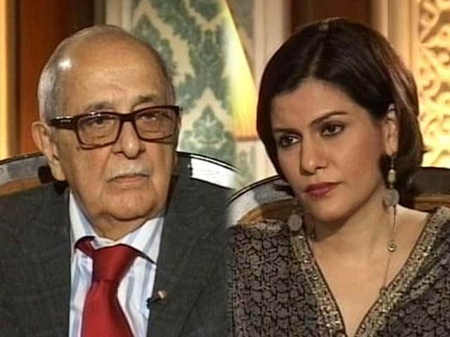 Video : Justice Ganguly should resign on moral grounds: Fali Nariman