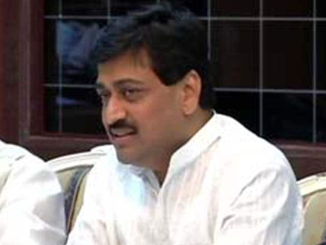 Video : Adarsh Society scam: Relief for Ashok Chavan, Governor refuses permission to prosecute him