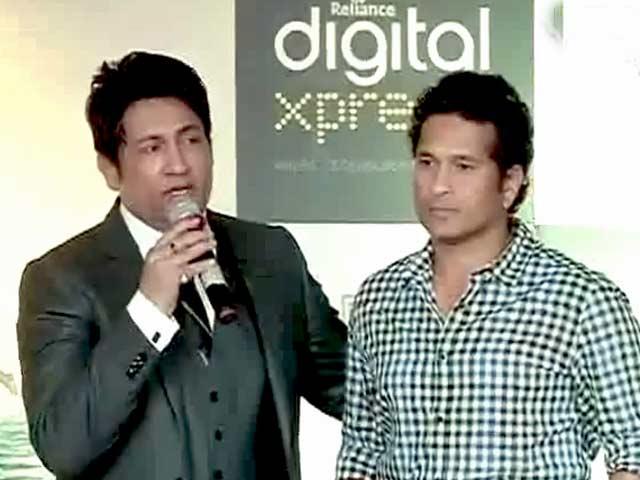 Video : तेंदुलकर ने किया शेखर सुमन की फिल्म का म्यूजिक लॉन्च