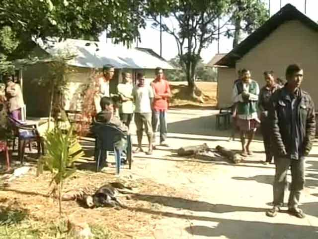 Video : Assam encounter: cold-blooded murder, allege locals; cops, Army disagree