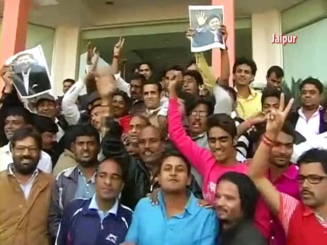 Video : Lalit Modi faction claims victory in RCA election, results on January 6