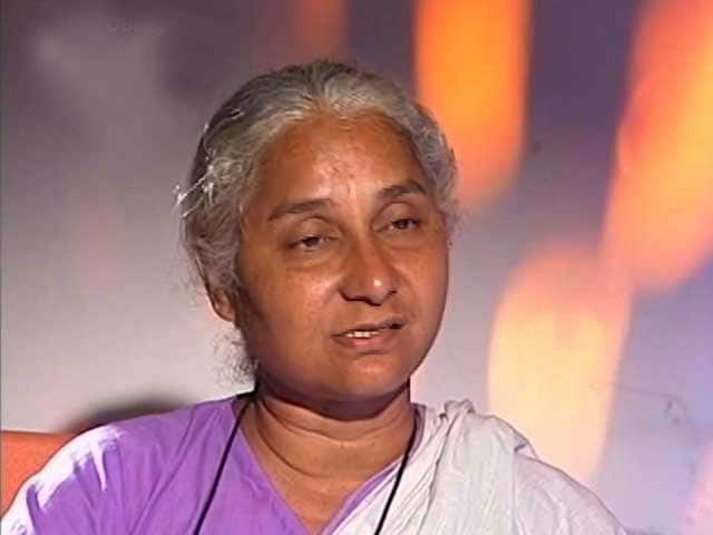 Video : The Unstoppable Indians: Medha Patkar (Aired: October 2008)