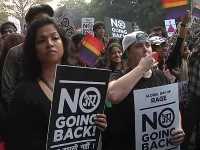 Video : Gay sex still criminal: Supreme Court refuses to review verdict