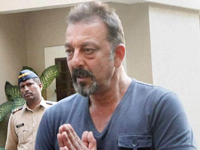 Video : No favour has been granted to me: Sanjay Dutt