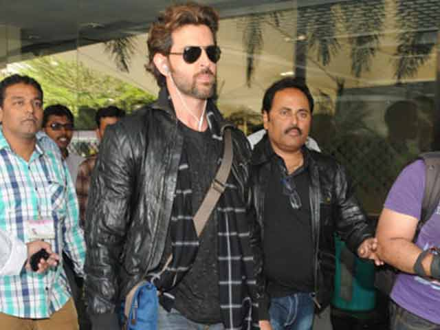 Video : Hrithik Roshan, back with a <i>Bang Bang</i>
