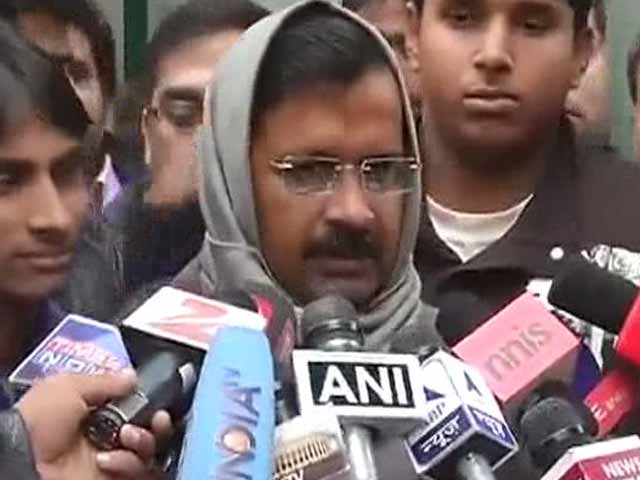 Video : Kejriwal questions CNG price hike in Delhi, says will see if rollback possible