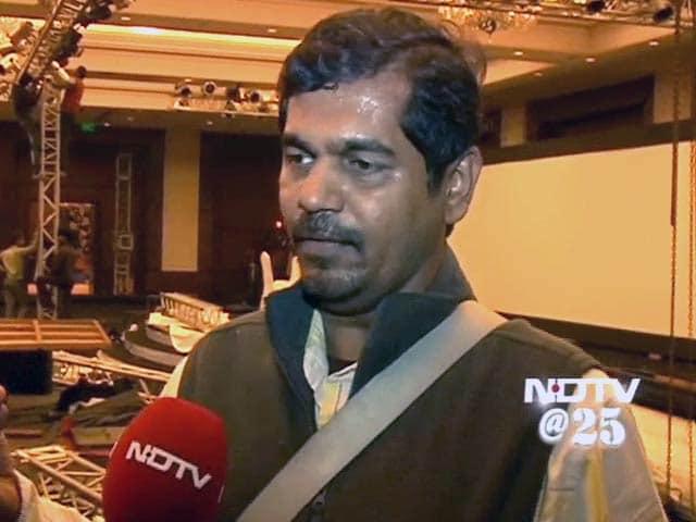 Video : Dr Roy's innovation amazes me: G Manjunath