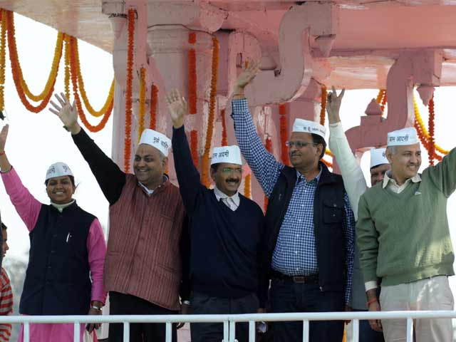 Video : Meet the ministers in Arvind Kejriwal's team