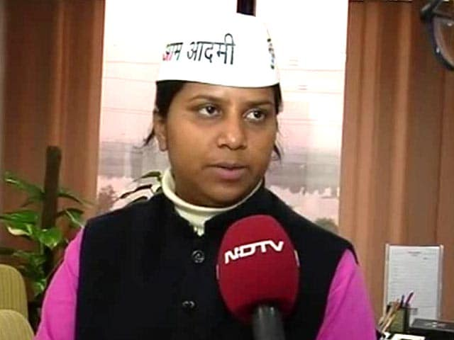 Video : Women's safety our top priority: Minister Rakhi Birla to NDTV