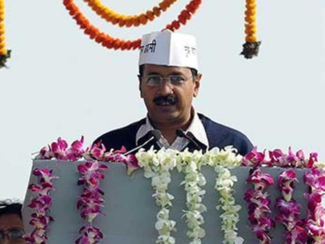 Video : From metro to cabinet meet, this was Arvind Kejriwal's day