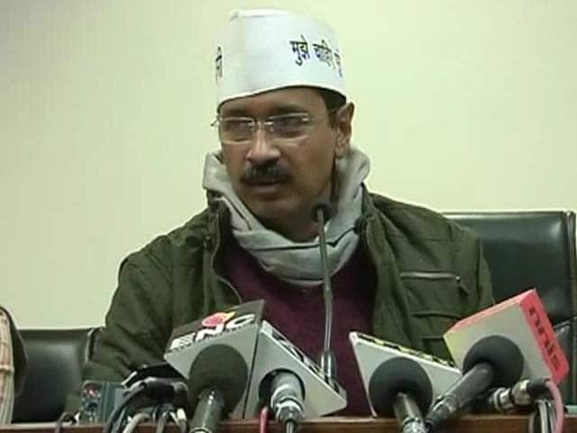 Video : 3 power firms to be audited, says Arvind Kejriwal