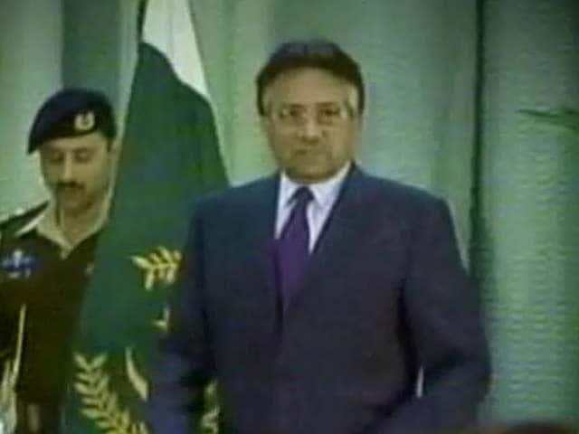 Video : Pervez Musharraf suffers severe heart attack, rushed to CCU