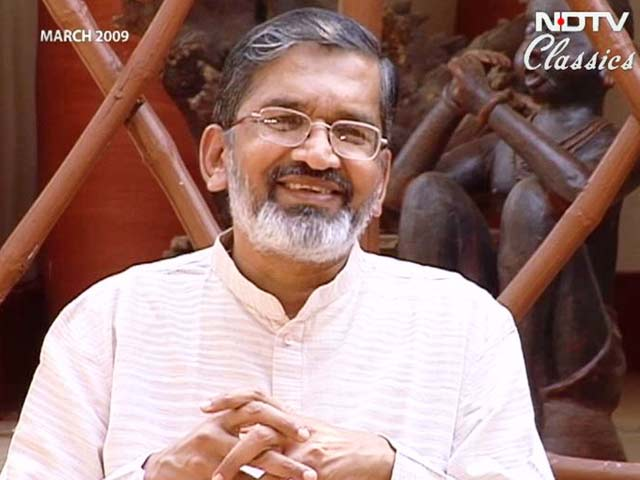 Video : The Unstoppable Indians with Dr Abhay Bang (Aired: March 2009)