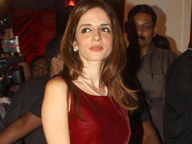 Video : Sussanne Roshan's new abode