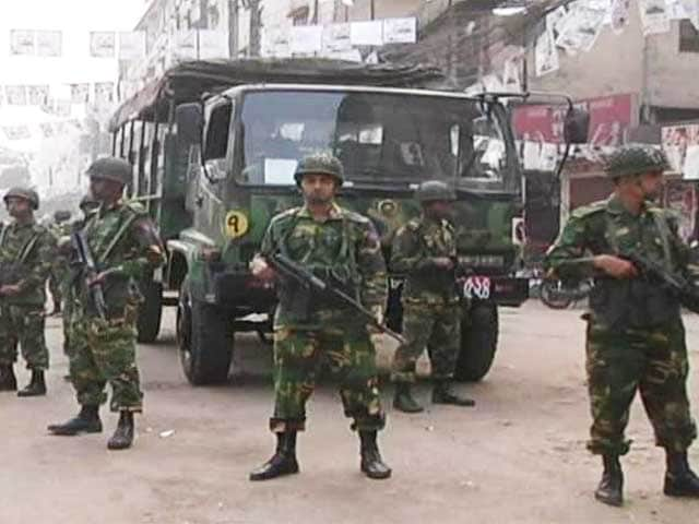 Video : Violence, low turnout mars Bangladesh polls