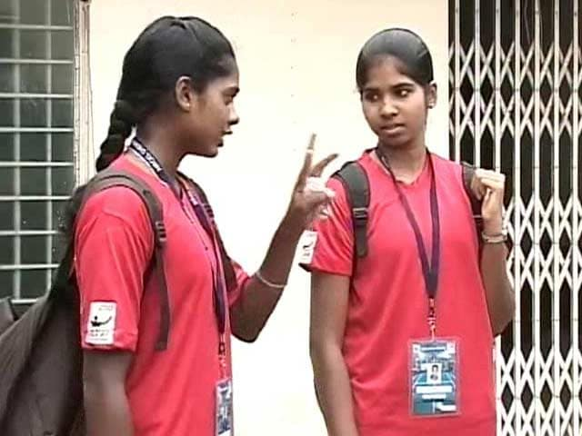 Video : Meet India's first ball girls, at the ATP Chennai Open