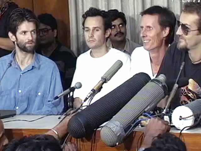 Video : The World This Week: Indian forces pull off the rescue of four foreign hostages (Aired: November 1994)